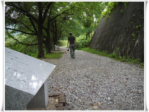 翌朝も諏訪峡をお散歩.jpg